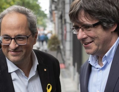 La Crida, el nuevo partido de Puigdemont y Torra que divide al independentismo