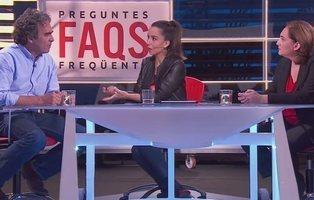 Absurdez en TV3: entrevista en catalán al exalcalde de Medellín con Ada Colau de traductora