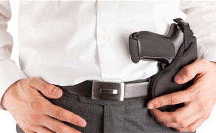 Los ciudadanos brasileños podrían tener armas de fuego en virtud de la defensa propia