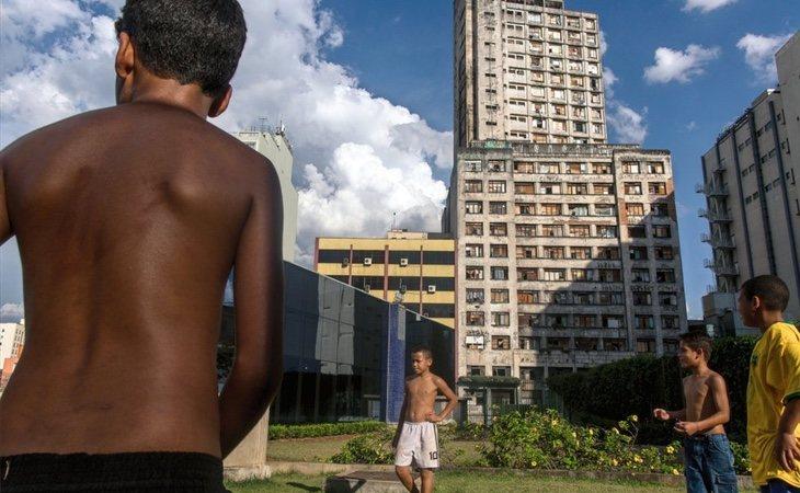 Prestes Maia, el rascacielos que alberga a 400 familias ocupas   Víctor Moriyama