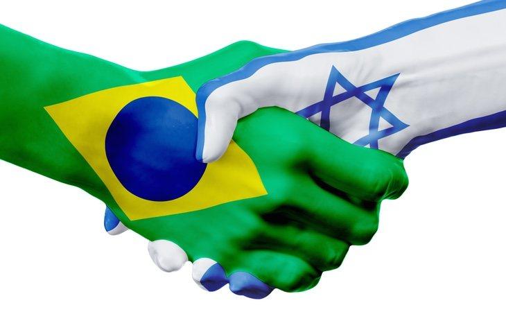 Jair Nolsonaro quiere potenciar los negocios con Israel