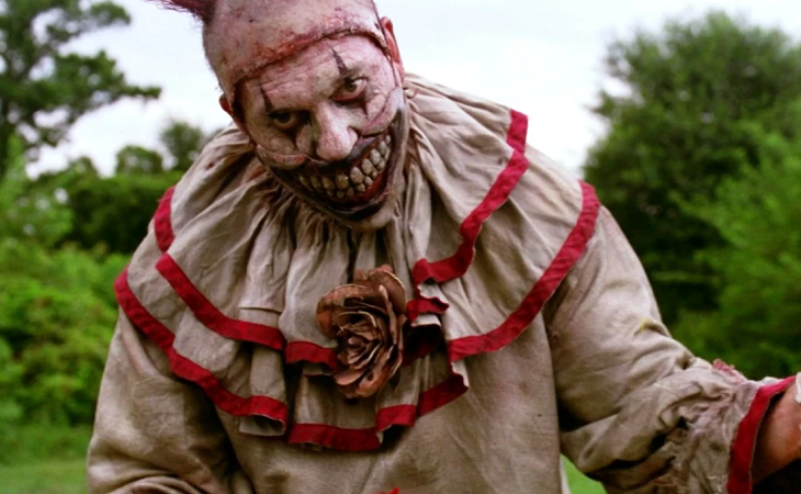 Twisty, el payaso asesino