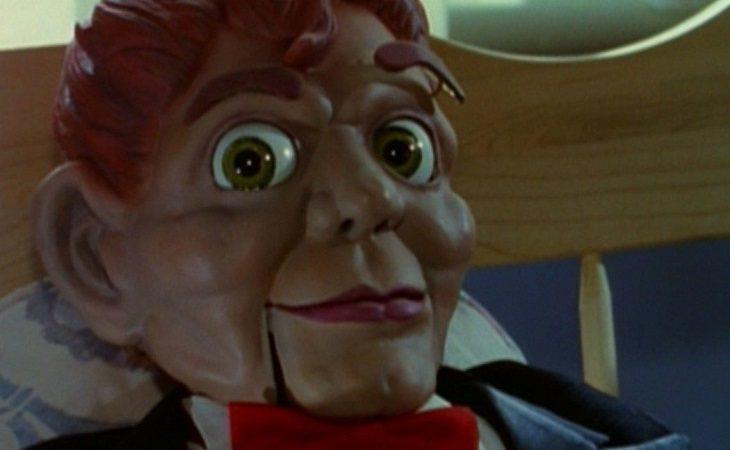 Slappy, el muñeco malvado de 'Pesadillas'