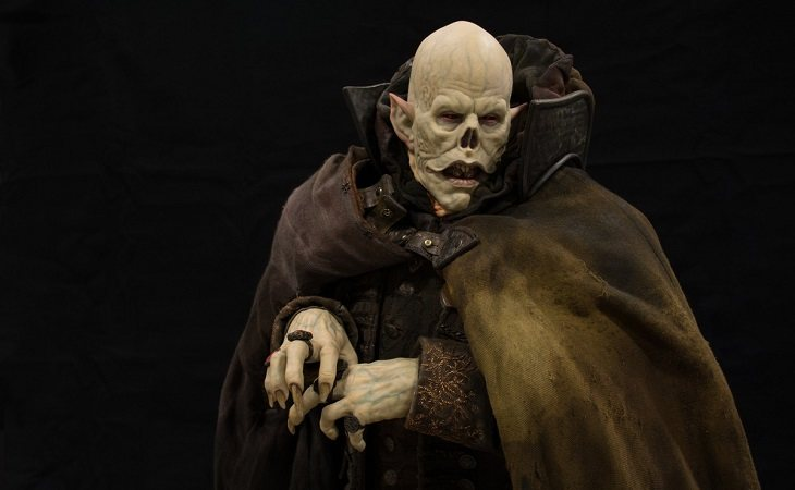 The Master es uno de los antagonistas de 'The Strain'