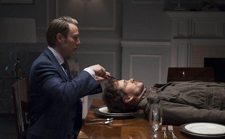 Hannibal Lecter, protagonista de 'Hannibal'