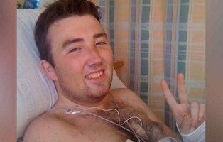 Jamie Poole, la vida del hombre que ha muerto y resucitado 9 veces por culpa de su corazón