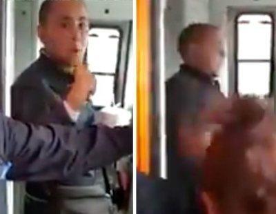 Un conductor de metro se masturba frente a una niña en un vagón exclusivo para mujeres