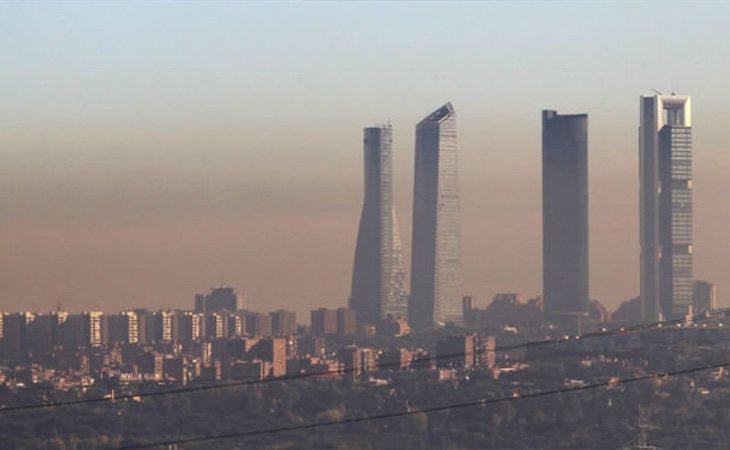 Madrid ha superado los niveles permitidos de contaminación durante los últimos ocho años