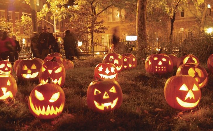 La contracción de 'All Hallows Eve' dio lugar al actual nombre Halloween