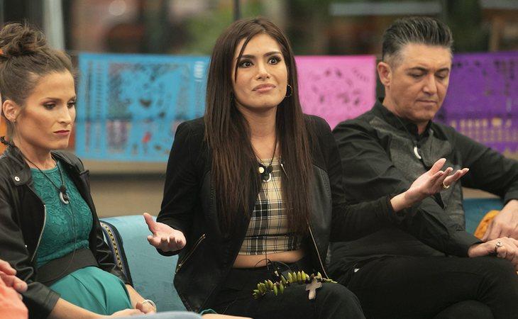 Miriam Saavedra, centro de todos los ataques e insultos en 'GH VIP 6'