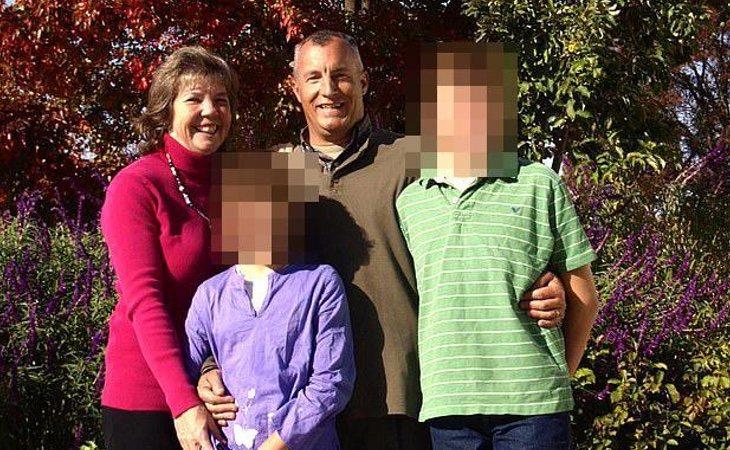 La acusada está casada y tiene dos hijos