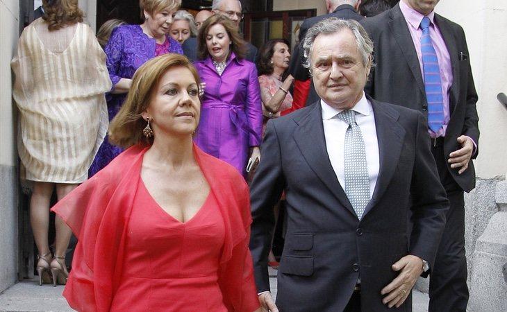 Cospedal contactó con el comisario Villarejo en pleno estallido de la Trama Gürtel