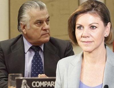 Cospedal y Villarejo pactaron que Bárcenas fuera el único culpable de Gürtel