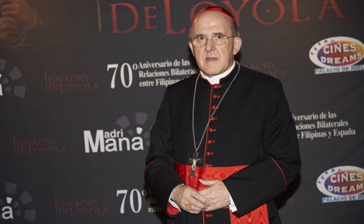 Cardenal Osoro, director del Arzobispado de Madrid