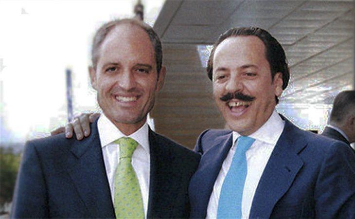 El Bigotes se instaló en Valencia tras la llegada de Rajoy a Génova