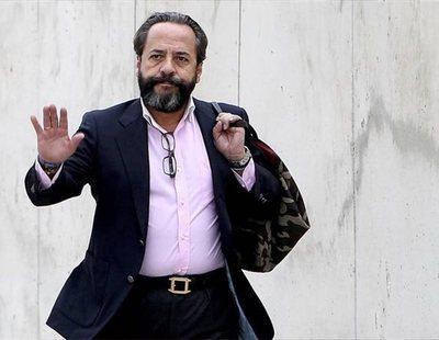 """El marido de Cospedal, sobre 'El Bigotes': """"Era el tío que repartía aquí la cocaína"""""""