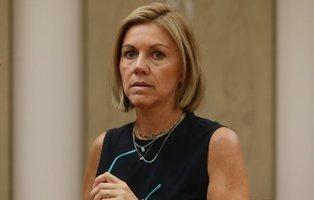Todos los delitos que podrían imputar a Cospedal por su charla con el comisario Villarejo