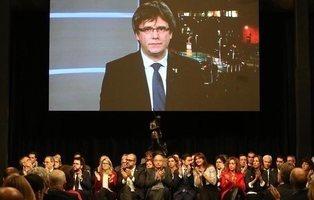 """Puigdemont pide donativos con un mínimo de 10 euros para """"construir la república"""""""
