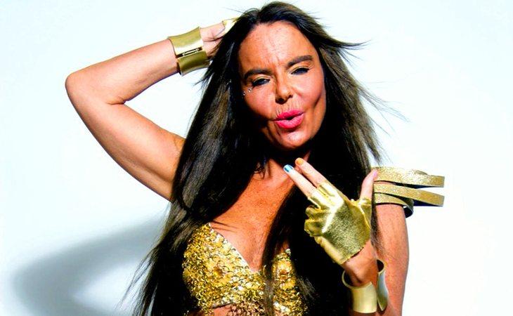 Leticia Sabater, un verdadero icono