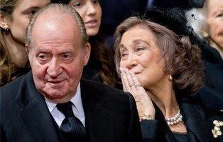 """El Rey Juan Carlos, sobre la Reina Sofía: """"Esta tonta se lo cree todo"""""""