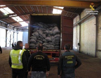 Condenan al equipo antidroga de la Guardia Civil de Málaga por narcotráfico