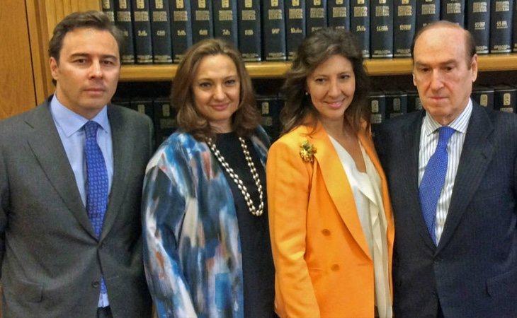 Los detalles de este pacto salen a la luz en mitad del conflicto judicial entre Dimas Gimeno y las hermanas Álvarez