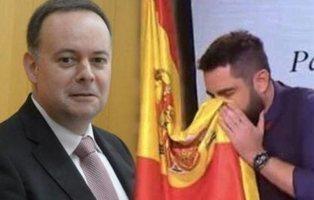 """El primo de Mariano Rajoy insinúa que pagaría a quien """"le parta la cara a Dani Mateo"""""""