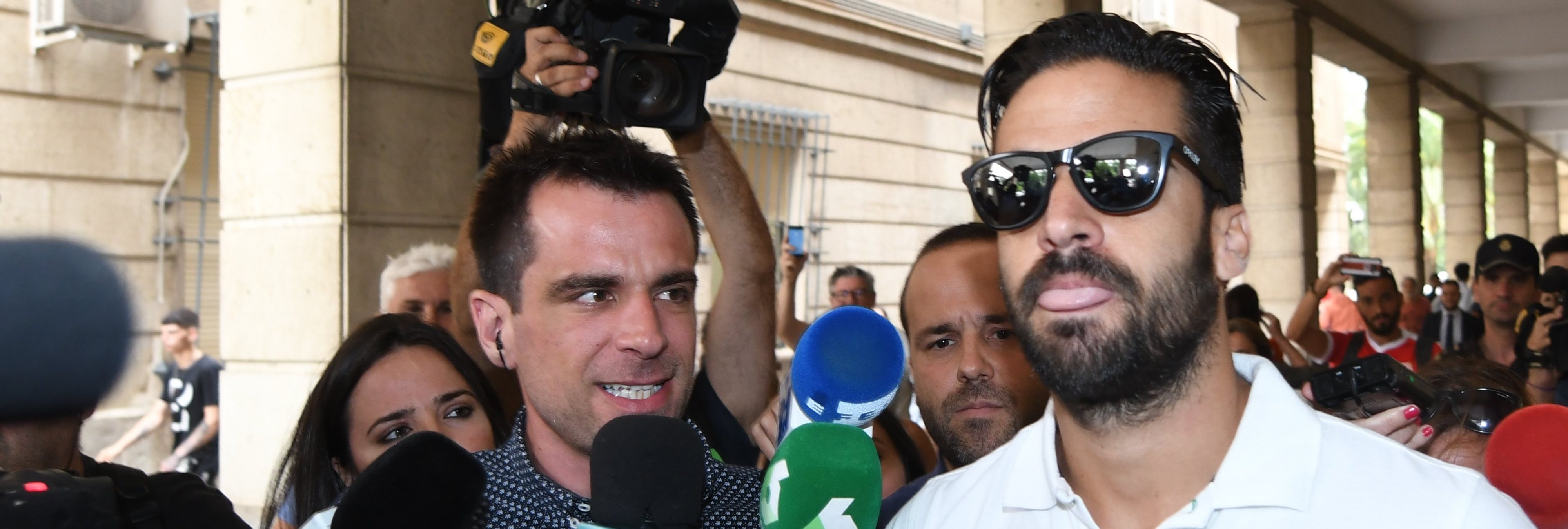 El guardia civil de 'La Manada' lleva 4 meses cobrando 1.200 euros sin acudir a su trabajo