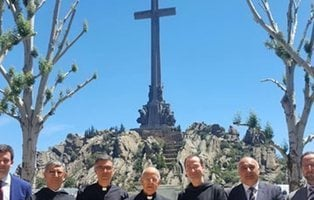 El Estado se gasta más de un millón de euros al año en el Valle de los Caídos