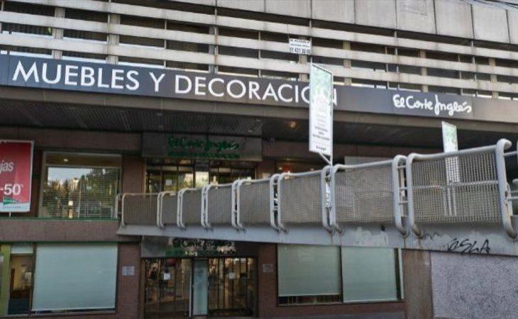 El edificio de Hogar en la Calle Princesa se encuentra en uno de los lugares más cotizados de la capital