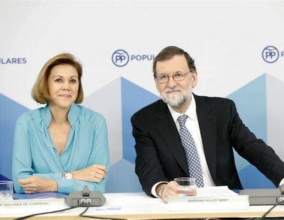 Rajoy aprobó que Cospedal espiara con Villarejo al PP