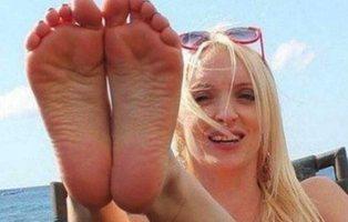 Gana más de 110.000 euros al año vendiendo calcetines sucios y zapatos usados