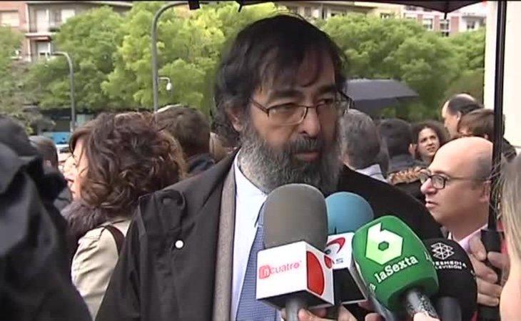 El juez Ricardo González pidió la libre absolución de 'La Manada'