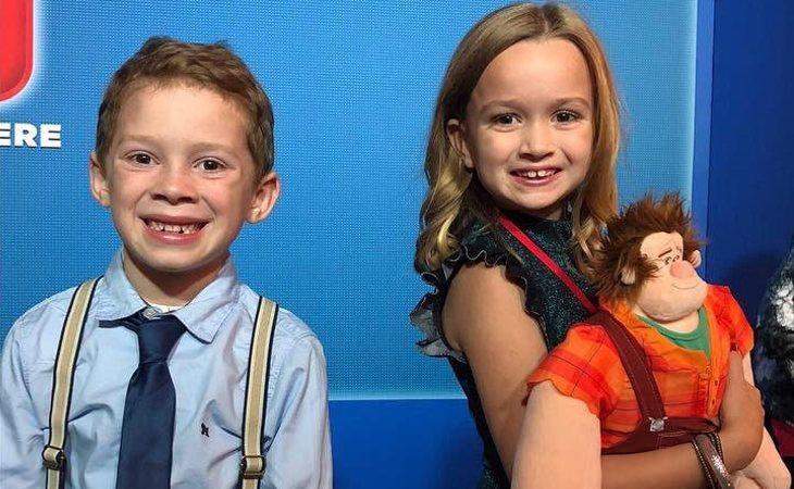 Dos de los niños protagonistas de los memes más famosos de internet, reunidos