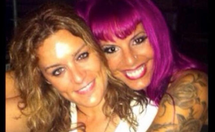 Raquel Sanz y Chiqui Martí