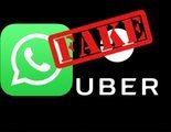 Nueva estafa: El SMS de Uber que no debes contestar