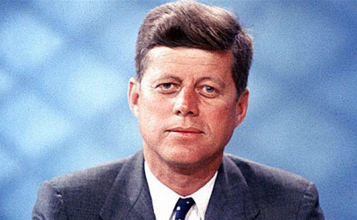El trigésimo quinto presidente de los Estados Unidos