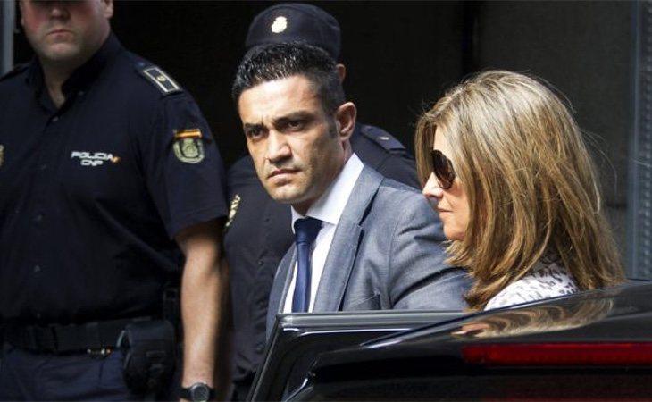 Sergio Ríos y Rosalía Iglesias | AFP