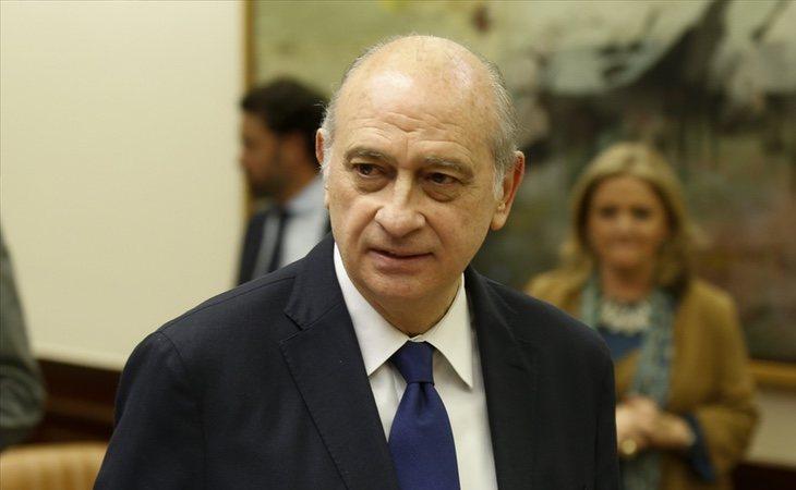 Exministro de Interior, Jorge Fernández Díaz