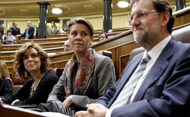 Rajoy creó una estructura piramidal destinada a dividir a los mandos inferiores