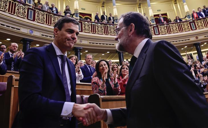 Rajoy jamás confió en el éxito de la moción de censura