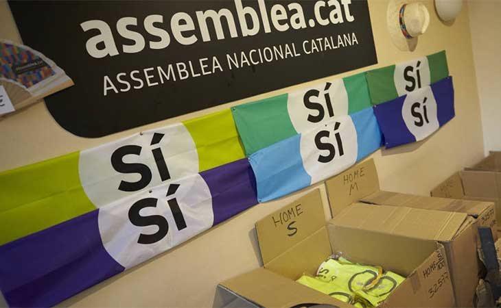 Sede de la Asamblea Nacional Catalana