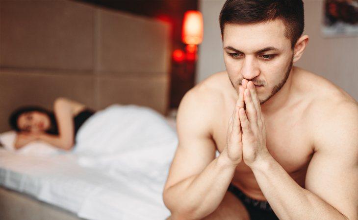 Los hombres heterosexuales tienen muchos prejuicios sobre el sexo anal
