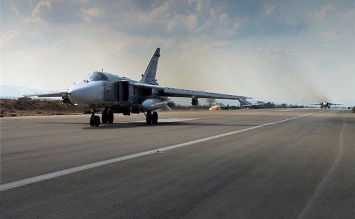 La pervivencia de Bashar al Assad permite que Rusia e Irán mantengan acceso al Mediterráneo | En imagen, la base militar rusa de Latakia, Siria