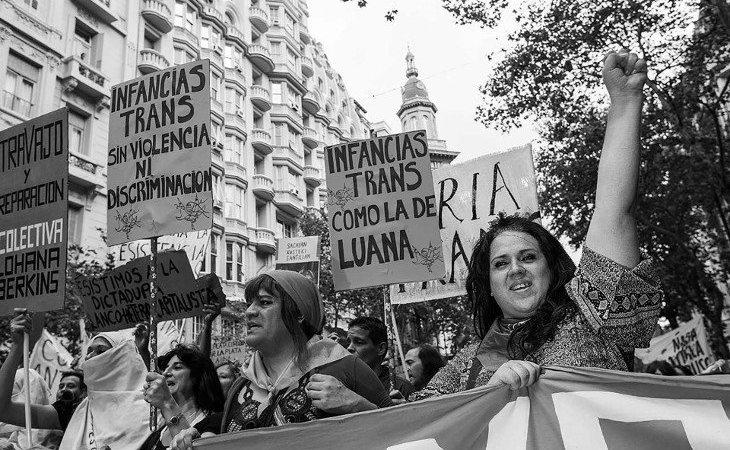La lucha trans, una lucha histórica