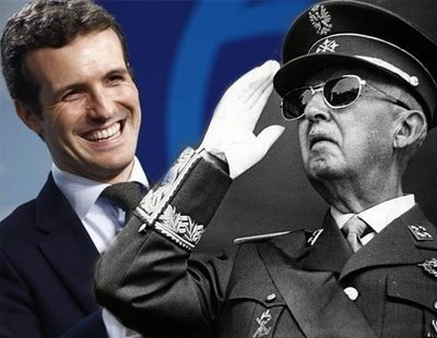 El PP prometió a la Fundación Franco detener la exhumación del dictador