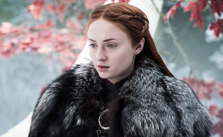 Sansa Stark, legítima heredera de Invernalia en 'Juego de tronos'