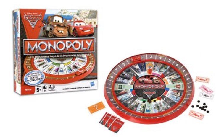 Monopoly de Cars | Amazon