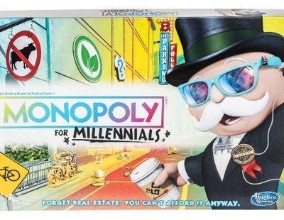 Así es el Monopoly Millennial: ir a festivales y comer en sitios veganos para ganar