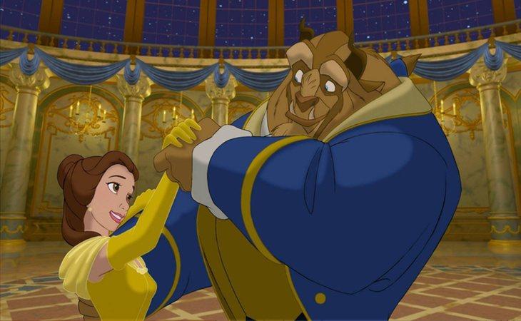 Según Disney, el amor todo lo puede